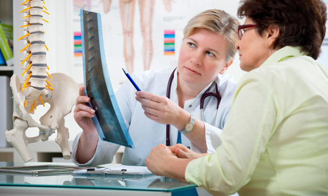 Гемангиома позвоночника: что это, чем опасна, лечение